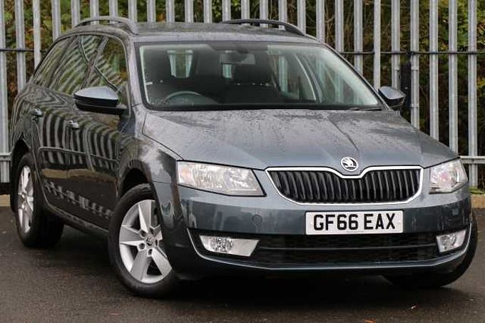SKODA Octavia Estate SE 1.4 TSI 150 PS DSG